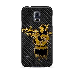 Samsung Galaxy S5 QRJ7651cLqH Custom Vivid Linkin Park Pictures Shockproof Hard Cell-phone Cases -CristinaKlengenberg