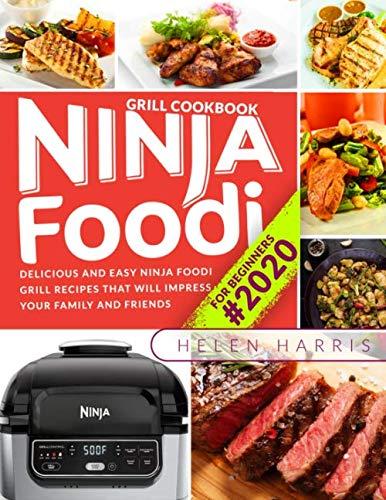 Download Ninja Foodi Grill Cookbook For Beginners 2020