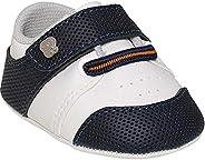 Sapato Pimpolho Menino Branco/Marinho