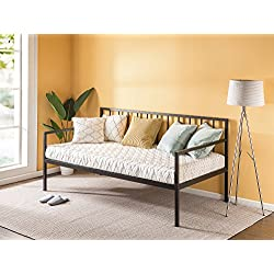 Zinus Newport Twin Daybed/Steel Slat Support