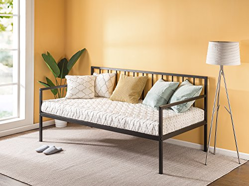 Zinus Eden Twin Daybed / Steel Slat Support ()
