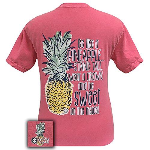 girlie-girl-originals-be-a-pineapple-t-shirt-comfort-color-watermelon-medium