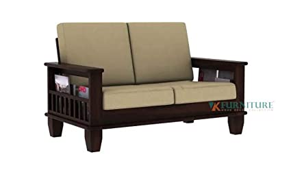 vk furniture sheesham wood sofa set for living room wood furniture rh amazon in office furniture wooden desk office wooden furniture design