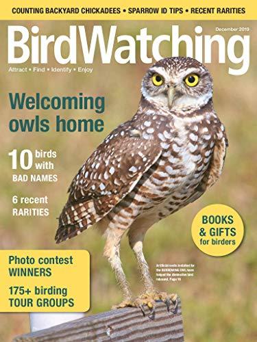 Birdwatching (Magazine Bird)