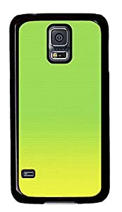 Samsung S5 uncommon case Light Green Best PC Black Custom Samsung Galaxy S5 Case Cover
