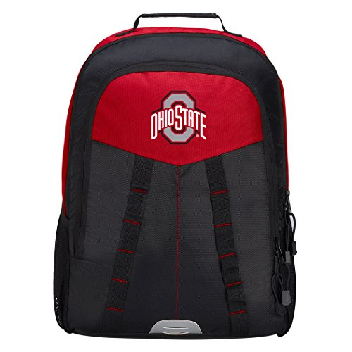 - The Northwest Company Officially Licensed NCAA Ohio State Buckeyes Scorcher Sports Backpack, Red