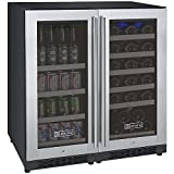 Allavino 3Z-VSWB15-2SST FlexCount Series Wine & Beverage Center