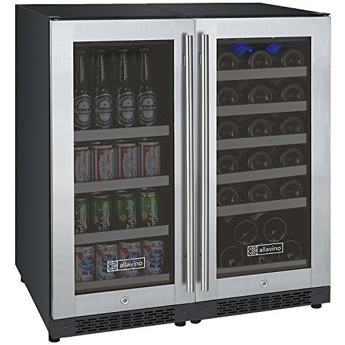 Allavino 3Z-VSWB15-2SST FlexCount Series Wine & Beverage Center Review