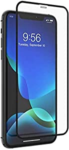 InvisibleShield Glass Elite Edge - Engineered Hybrid Glass - Case Friendly Screen Protector - Made for Apple iP11 Pro Max