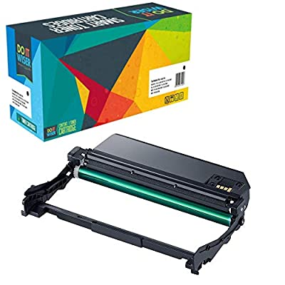 Do it Wiser Compatible Drum Unit for Samsung MLT-R116 Xpress SL-M2625 M2875FW M2625D M2825DW M2835DW M2875FD M2885FW - 9,000 Pages