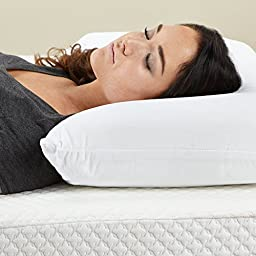 Classic Brands Conforma Ventilated Memory Foam Pillow, King