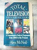 Total Television, Alex McNeil, 0140157360