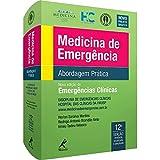 capa de Medicina de Emergência. Abordagem Prática