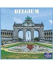 Belgium Calendar 2022: Official Belgium Country Calendar 2022, 16 Month Calendar 2022