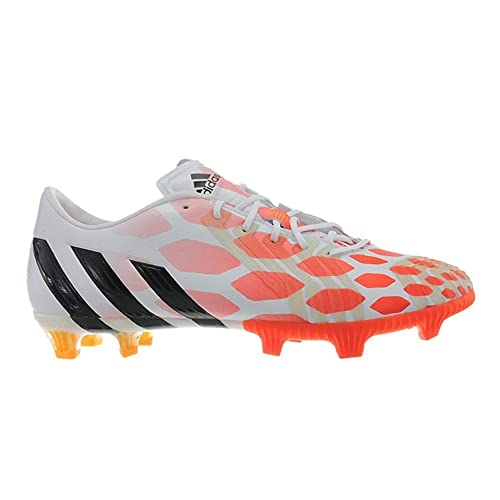 size 40 793c6 60a59 adidas Predator Instinct FG M21937 Mens Football Boots Soccer Cleats White  6 UK