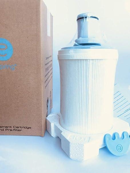 Amway 100186 - Filtro de agua purificador de recambio UV: Amazon.es: Hogar
