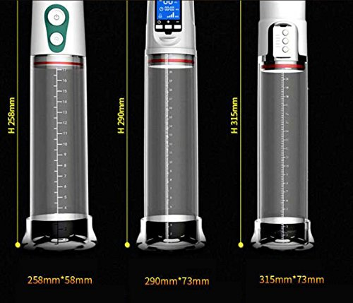 Brand Automatic Penis Enlargement Vibrator for Men Electric Penis Pump,Male Penile Erection Training,Penis Extend Sex Toys Shop LCD