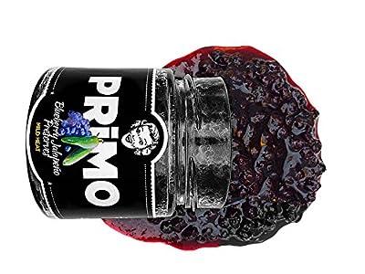 PRiMO Specialty Foods Preserves, Blueberry Jalapeno, 10 oz