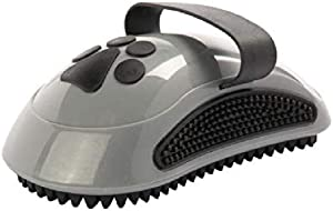 Furminator Curry Comb with Rubber Teeth
