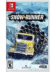 Snowrunner (NSW) - Nintendo Switch