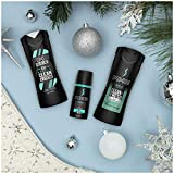 AXE Apollo Gift Set With Body Wash, 2-in-1 Shampoo