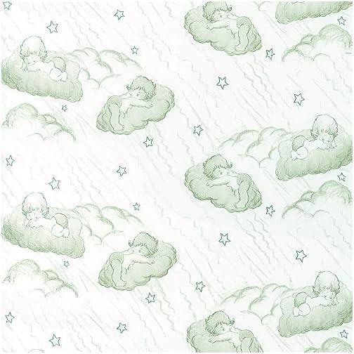 Dream On Me 3″ Foam Playard Mattress, White (27-CO), ONE Size