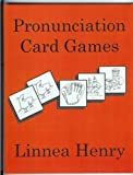 Pronunciation Card Games, Henry, Linnea, 0866471154
