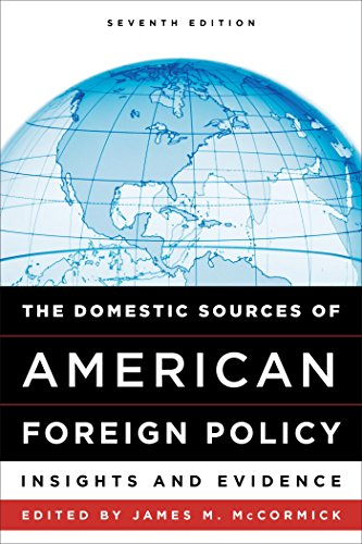 The Domestic Sources of American Foreign Policy: Insights and Evidence