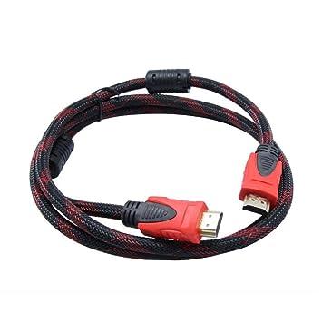 iodvfs - Cable Adaptador HDMI de 1,5 m para proyector STB HDTV ...