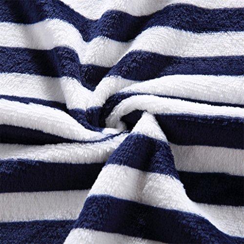 outlet Little rock Striped Pet Dog Blanket Fleece Fabric Soft and Cute Warm Cat Dog Blanket