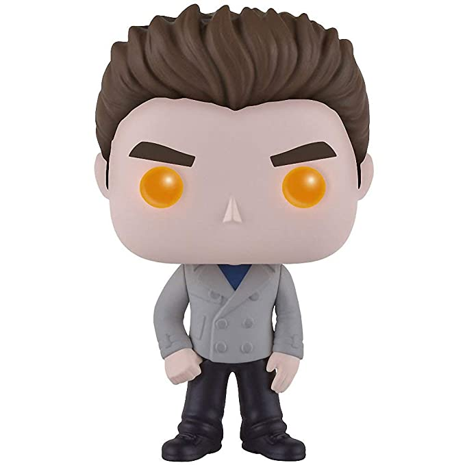 B/&N Exclusive #320 // 12020 - B Movies Vinyl Figure /& 1 POP Compatible PET Plastic Graphical Protector Bundle Funko Edward Cullen BCC94011E : The Twilight Saga x POP