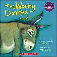 The Wonky Donkey Paperback