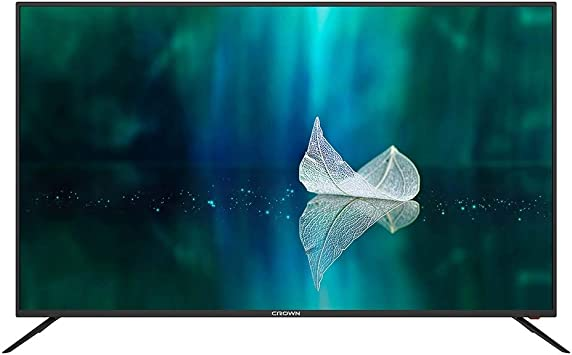 Crown Smart TV LED 4K de 58 Pulgadas – Android 7.0 OS – WiFi Integrado – Hebreo Manu: Amazon.es: Electrónica