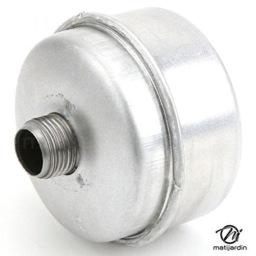 silencieux pour moteur Briggs /& Stratton 4 cv Pi/èce neuve Pot d/échappement