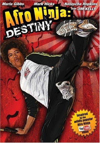 Afro Ninja: Destiny [Reino Unido] [DVD]: Amazon.es: Afro ...