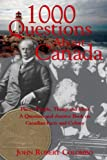 img - for 1000 Questions About Canada book / textbook / text book