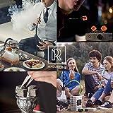 New! Hookah Coals Coconut Hookah Charcoal – 84