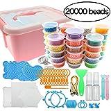 STUHAD 20000 Pieces Water Fuse Beads Kit Magic