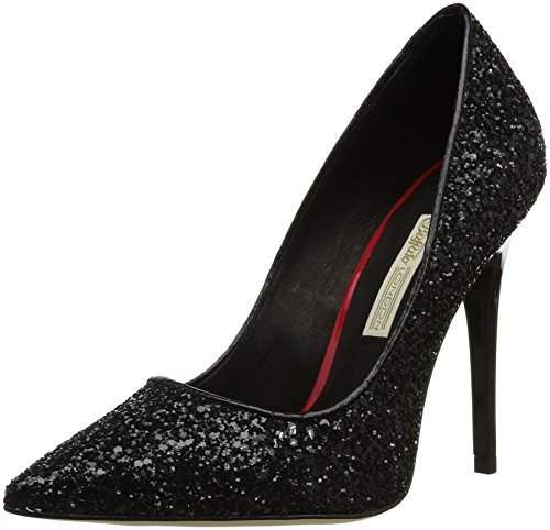 Buffalo London 11335-269 Damen Pumps Schwarz (Black 01)