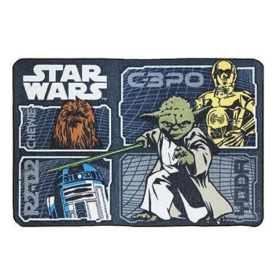 Star Wars Yoda Accent Rug