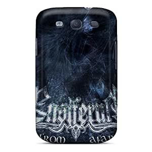 Anti-Scratch Cell-phone Hard Covers For Samsung Galaxy S3 With Custom Nice Ensiferum Band Series Luoxunmobile333