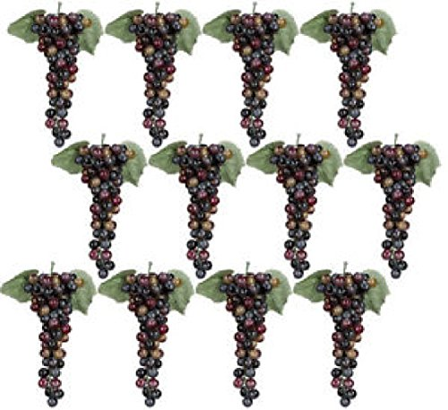 LOT OF 1080 Grape Artificial Fruit Home Garden Decor BU by Black Decor Home