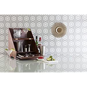 Picnic Time Madison Tabletop Cocktail Set