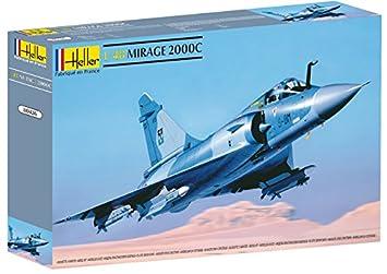 Glow2B Heller - 80426 - Maqueta para construir - Mirage 2000 C - 1/48