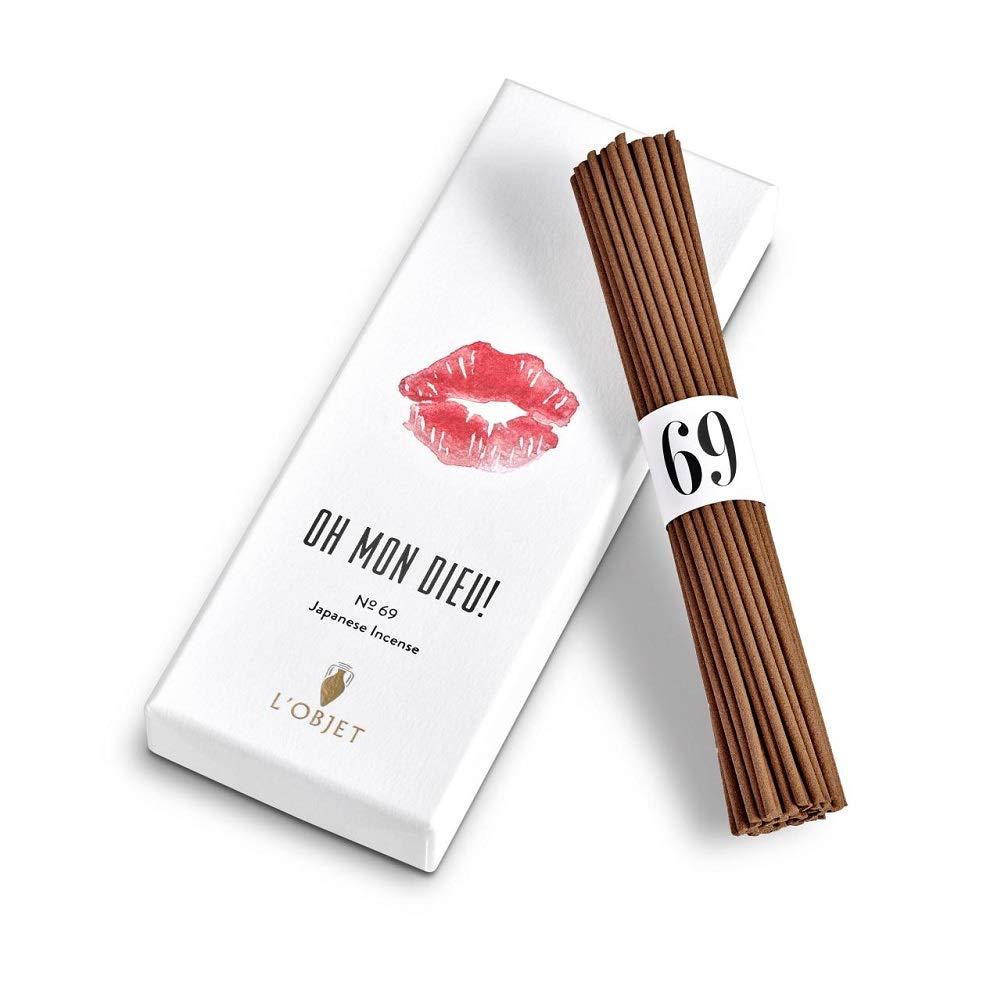 L'Objet Oh Mon Dieu! Incense No. 69 (60 Sticks)