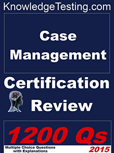 Case Management Certification Review (Certification in Case ...