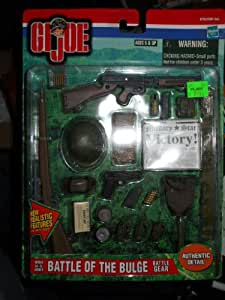 Gi Joe Battle of the Bulge Battle Gear