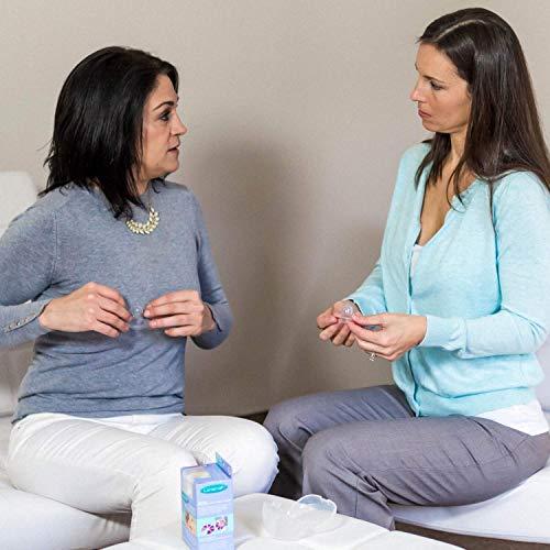 Lansinoh Nipple Shield for Breastfeeding, 2ct 20 Milimeter