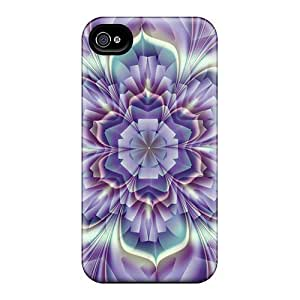 Fashionable DeuiRvy3554NKxTP Iphone 4/4s Case Cover For Pastel Petal Flakes Protective Case