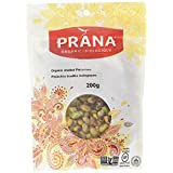 PRANA Organic Raw Shelled Pistachios, 200g